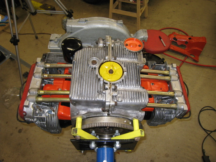 Van U0026 39 S Porsche 914 Engine Build