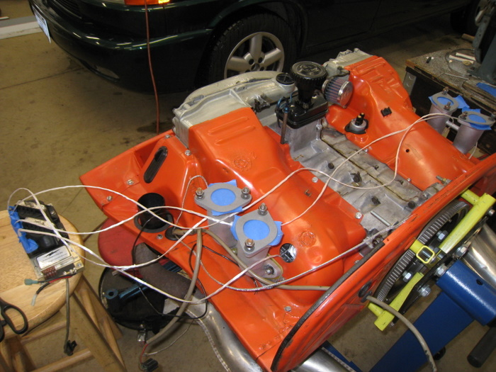 van's porsche 914 engine build  van's porsche 914 engine build
